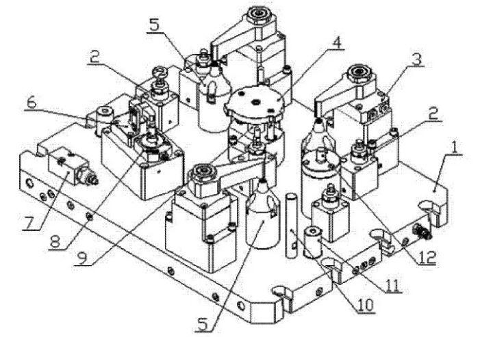 如何改进液压夹具结构  第4张