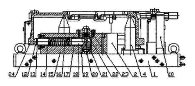 如何改进液压夹具结构  第3张