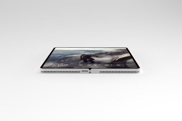 设计师打造微软折叠概念机Surface Phone的照片 - 10