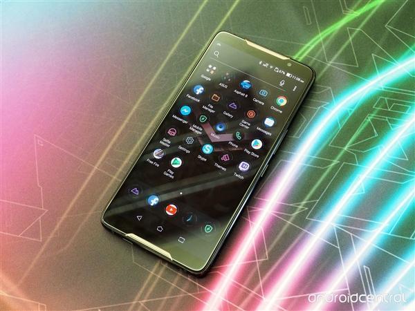 华硕ROG电竞游戏手机发布:骁龙845+512G存储的照片 - 10