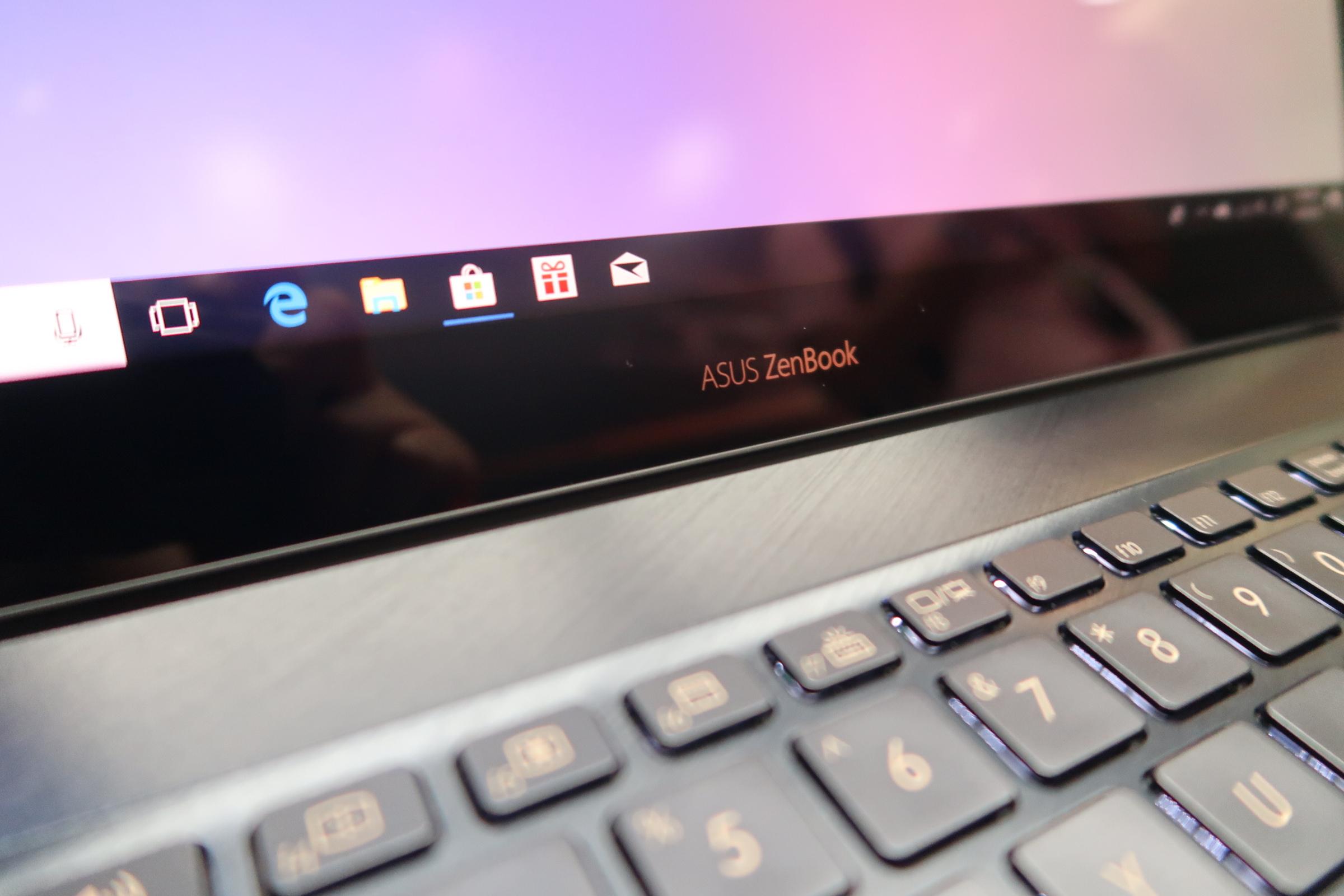 华硕灵耀X Pro上手体验:多一块屏幕 能否逆袭MacBook Pro?的照片 - 6
