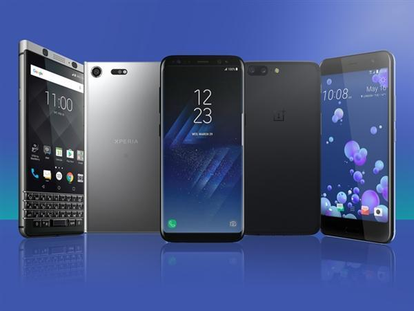 智能手机2018年继续跌:5G时代再爆发的照片 - 1
