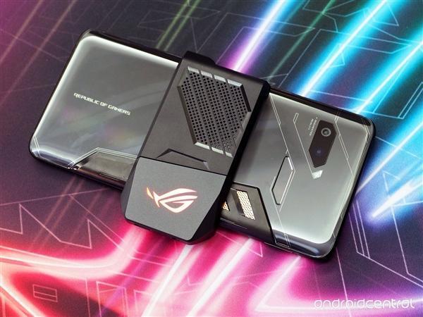 华硕ROG电竞游戏手机发布:骁龙845+512G存储的照片 - 15