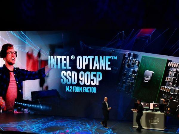 M.2 SSD王者 Intel宣布新形态傲腾SSD 905P:寿命无敌的照片 - 1