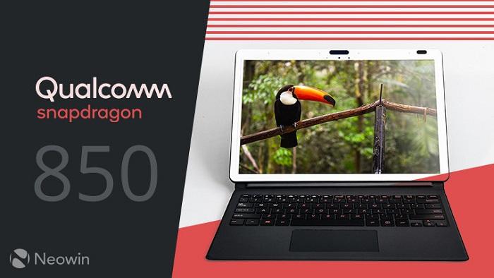 高通发布骁龙850移动计算平台 面向始终联网Win 10 PC