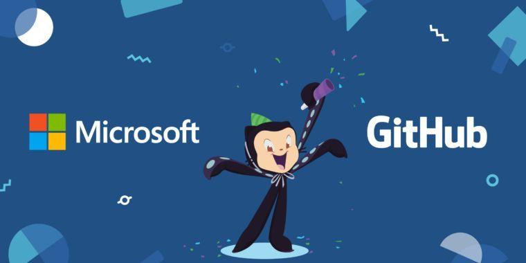 微软收购GitHub震惊业界:引发开发者信任问题的照片 - 1