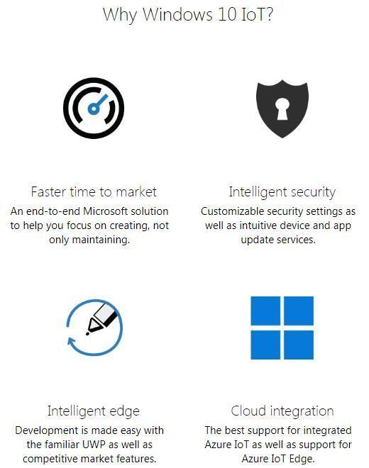 微软发布Win10 IoT Core Services 付费提供10年长期支持的照片 - 2