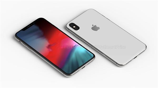 6.1/6.5寸新iPhone齐曝光:采用刘海屏的照片 - 8