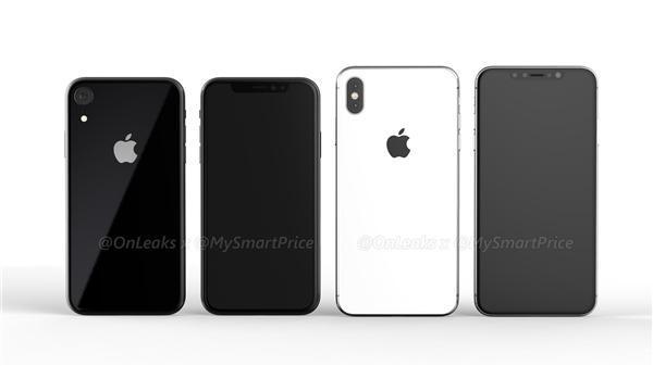 6.1/6.5寸新iPhone齐曝光:采用刘海屏的照片 - 2