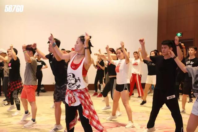 567GO-DANCE最新季度课程