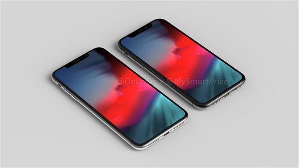6.1/6.5寸新iPhone齐曝光:采用刘海屏的照片 - 9