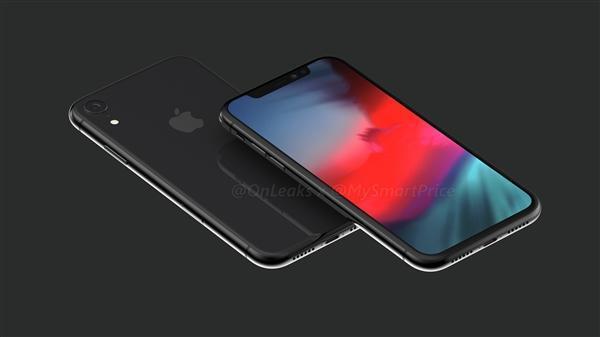 6.1/6.5寸新iPhone齐曝光:采用刘海屏的照片 - 7