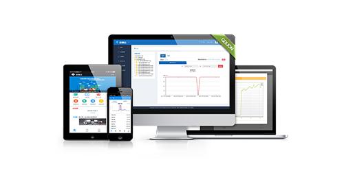 nb智慧消防平台及app界面