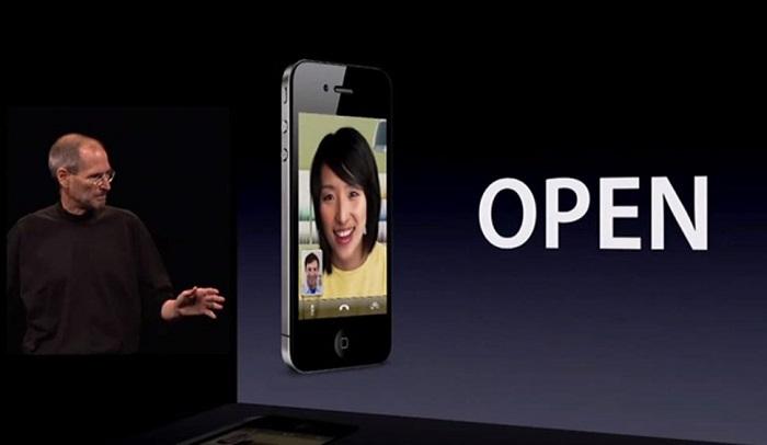 乔布斯遗愿:苹果是时候将FaceTime开源了的照片