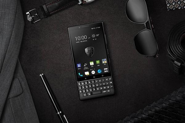 黑莓:Key2售价3999元是必然 要主攻中高端的照片