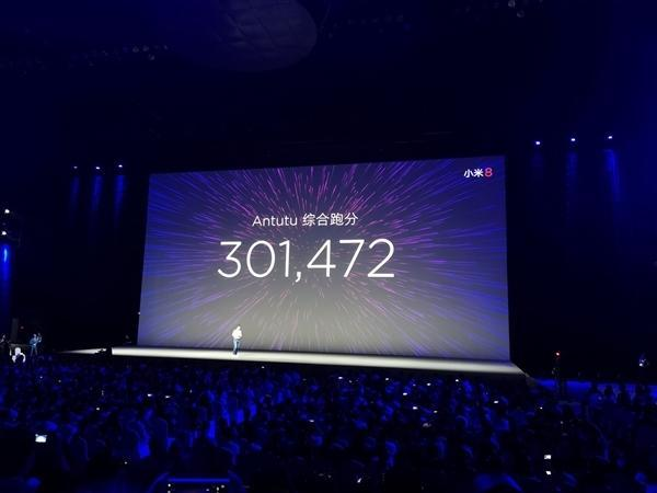 小米8开发版固件已更新:跑分超30万 史上最快的照片 - 2