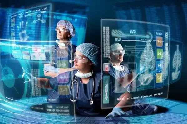 """""""区块链+医疗""""有九大投资方向,2020"""