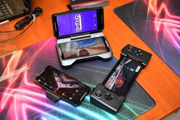 """2.96GHz""""鸡血版""""骁龙845:华硕ROG游戏手机性能彪悍的照片 - 4"""