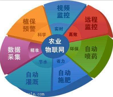 湖南农业物联网系统在现代农业发展中的突出表现在那几个方面?