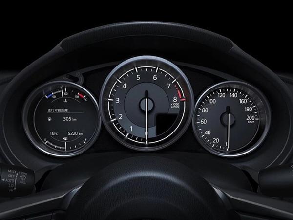 2019款马自达MX-5官图发布:最大功率至184马力的照片 - 6