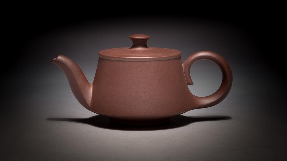 宜兴紫砂壶-许成权紫砂壶-凌智壶-趣淘壶