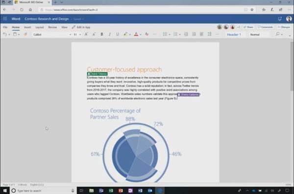 新版Office官方Demo流出:Ribbon可自定义、支持折叠的照片 - 3