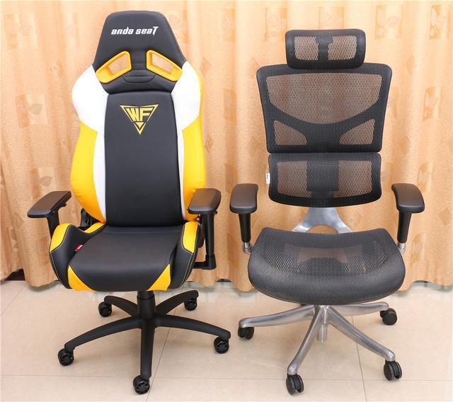 换张椅子过夏天,达宝利 DY101 人体工学电脑椅开箱分享