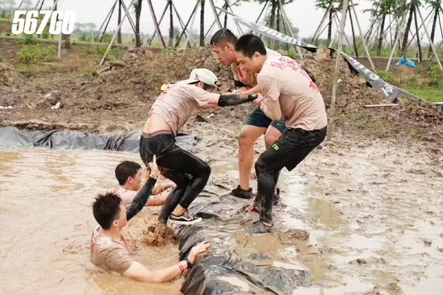 5月20日X-Mudder 泥泞障碍赛全国巡回赛上海站