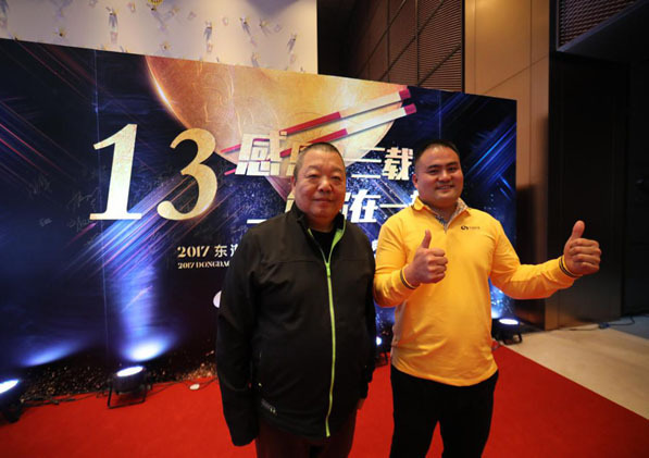 鱼你在一起江苏宿迁淮安徐州三大城市代理讲述他的创业路