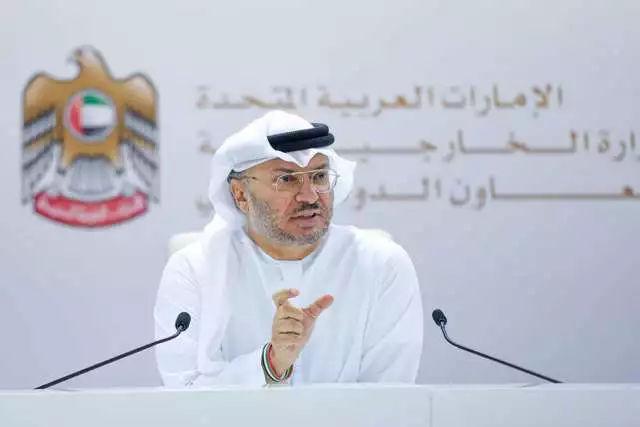 迪拜全酋通|阿联酋外长:也门战争正处于转折点