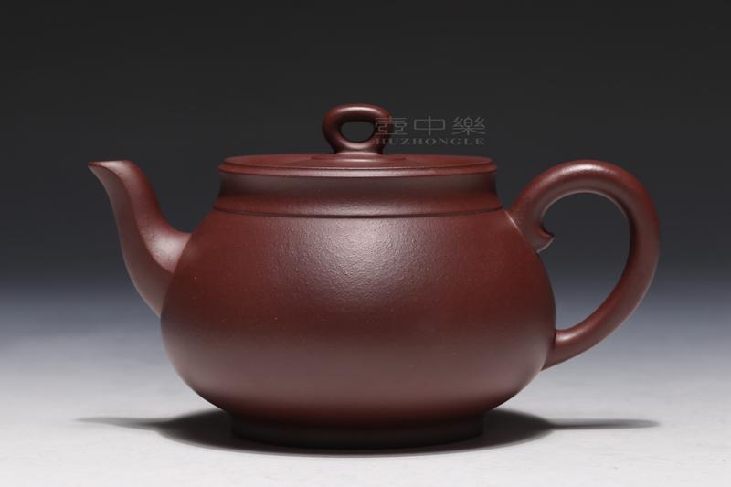 宜兴紫砂壶-吴赛春紫砂壶-朴玉