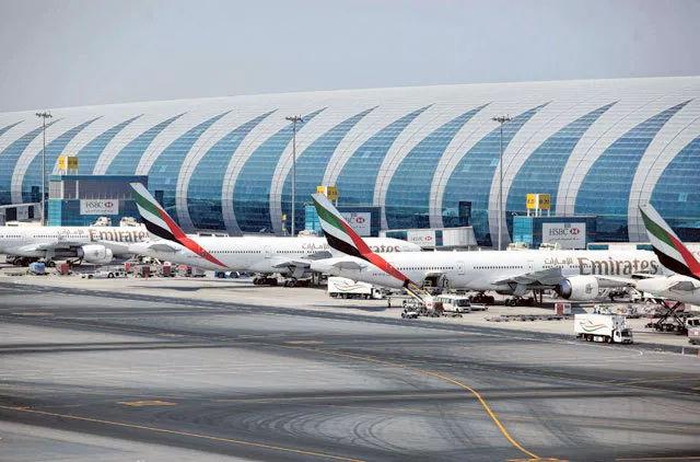 迪拜航空|11个飞往迪拜国际机场的航班改道
