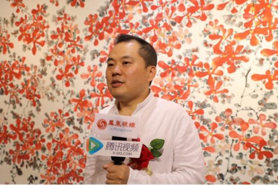 香港文汇交易所《华奎花》上市路演在北京举行