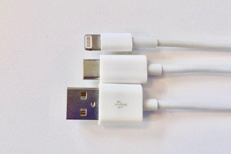 iPhone和USB-C可谓绝配 但苹果会抛弃Lightning吗?的照片 - 3