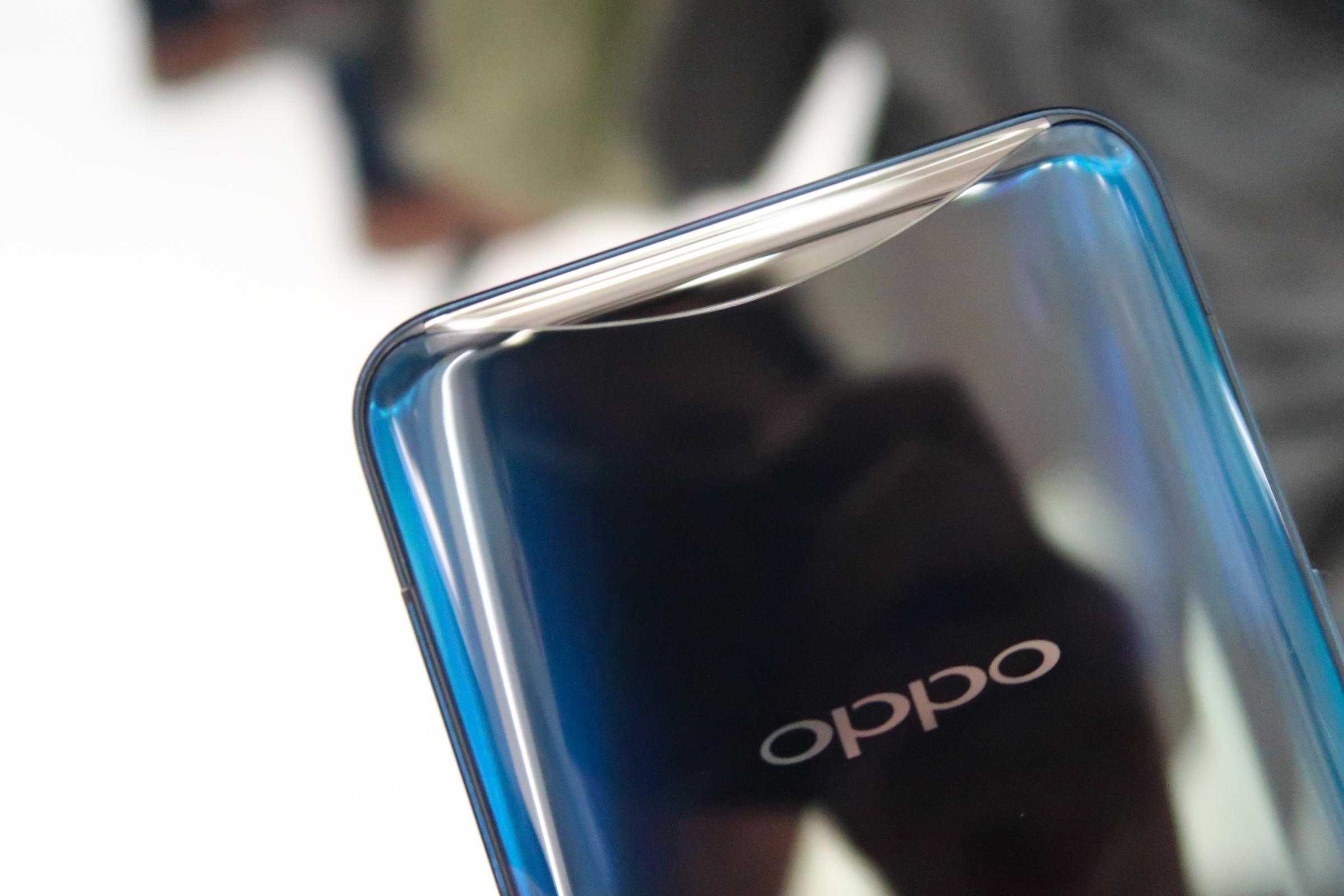 OPPO Find X上手:极致美感与科技突破的照片 - 9