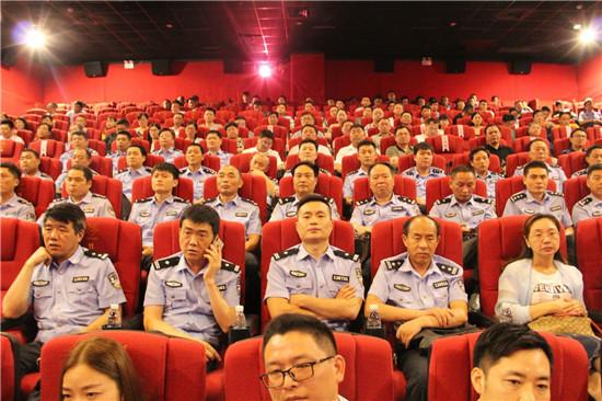 兴化戴南公安分局一部禁毒微电影何以打动人心