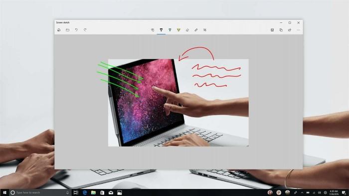 Win10将迎来全新的侧栏控制中心 最新截图出现的照片 - 2