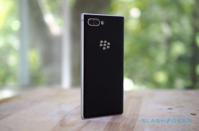 黑莓KEY2初评:更卓越的全键盘能重燃黑莓粉的热情吗?的照片 - 2