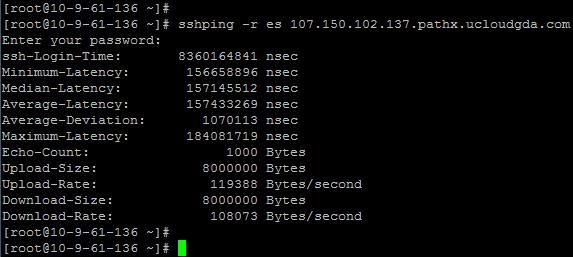 解决SSH登录连接慢,优刻得GlobalSSH产品让海外SSH访问不卡顿