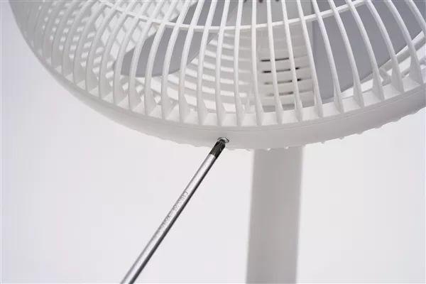 中毒!今天拆了一款349元的小米风扇:当场被圈粉了的照片 - 5