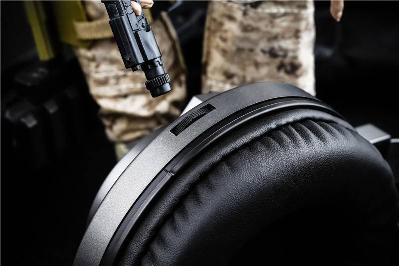 绝地求生听声辨位是关键 血手幽灵J450游戏耳机