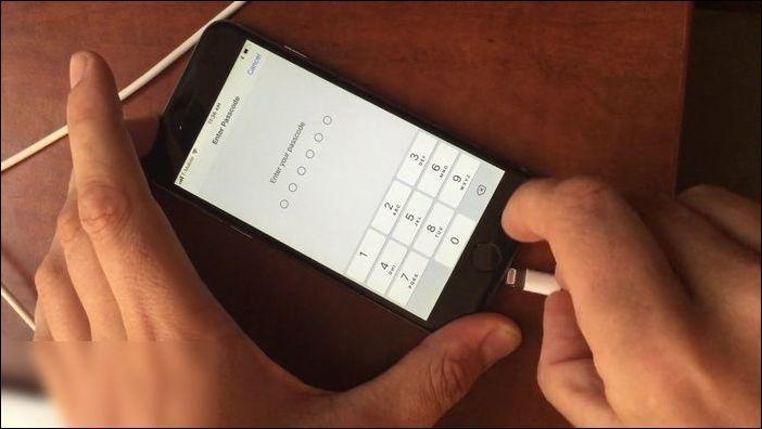 iOS 11被发现严重安全漏洞:iPhone 密码被暴力破解的照片 - 1