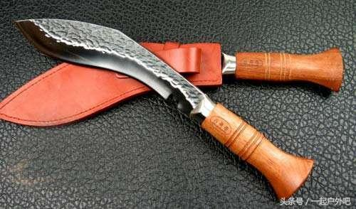 户外露营带对这些刀具可能会救你的命