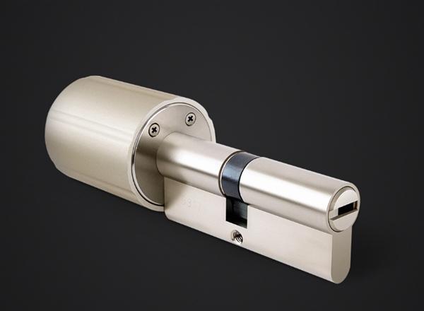 399元!小米有品上架智能锁芯:普通门锁可升智能防盗锁的照片 - 2