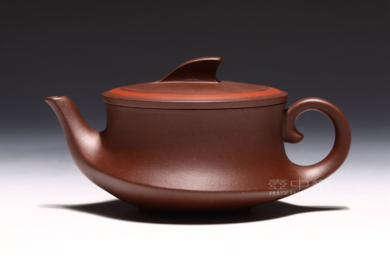 宜兴紫砂壶-鲍正兰紫砂壶-之泉壶-趣淘壶