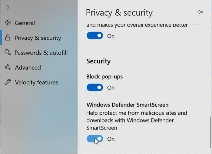 微软正为Edge打磨设置UI,初版有望本周上线的照片 - 3