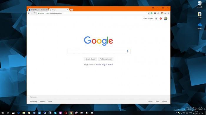 微软累积更新:已修复Chrome崩溃无法正常工作的问题的照片