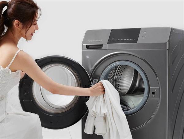 小米有品上架洗烘一体机:45分钟一件新衣的照片 - 2