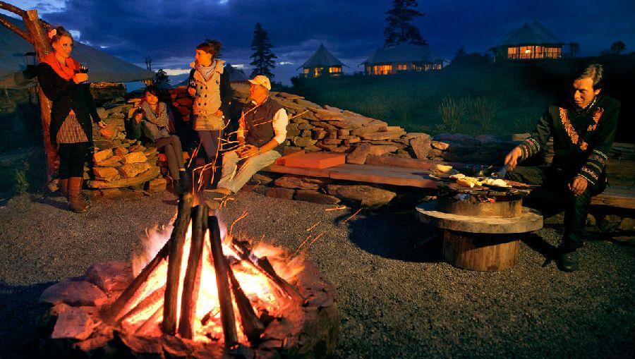 度假帐篷酒店怎么样?