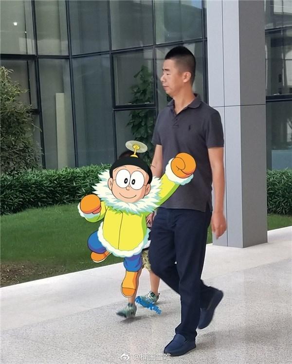 黄章罕见自曝生活照 网友:珠海陈小春的照片 - 2
